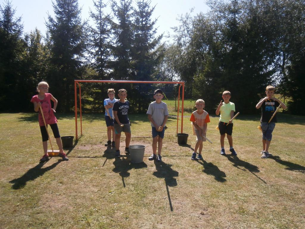 2017-08-31 Přívesnický tábor