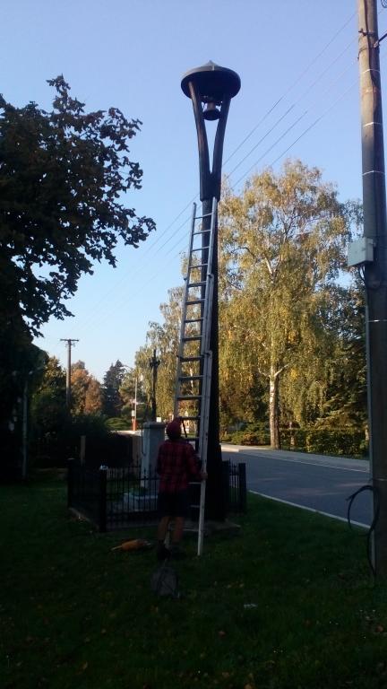 2017-09-29 Odvoz zvoničky na restaurování