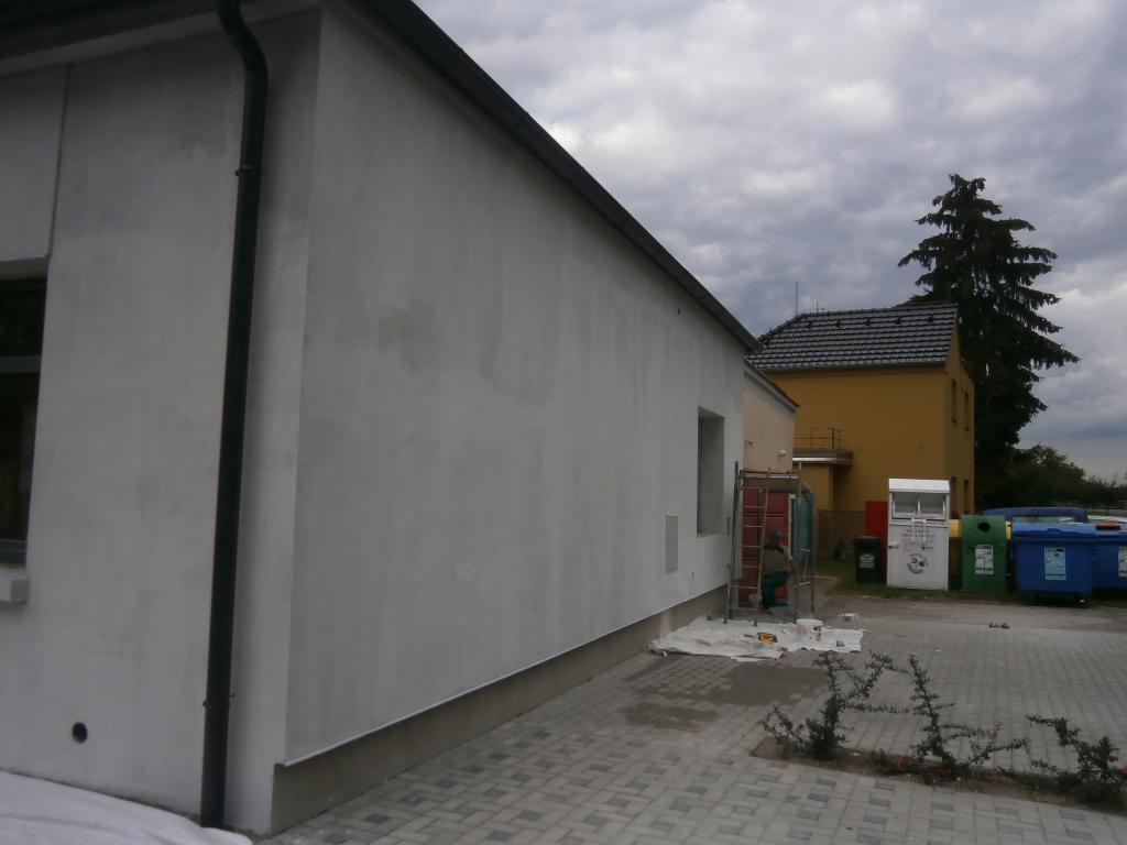 2017-09 Zateplení budovy OÚ