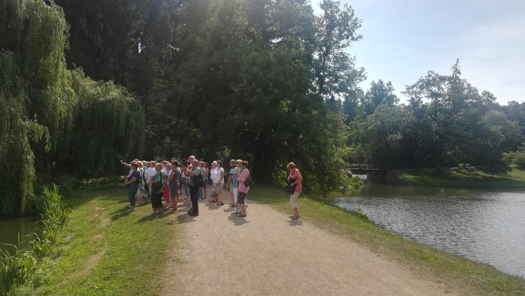 2018-05-31 Výlet do Průhonic
