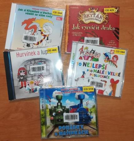 201-08-30 Nové zvukové knihy